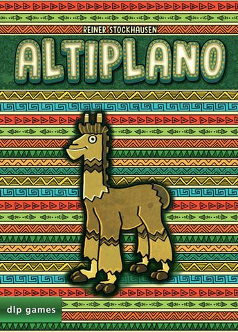 Altiplano - Leisure Games
