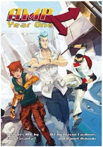 AMP: Year One (Hardcover) - Leisure Games