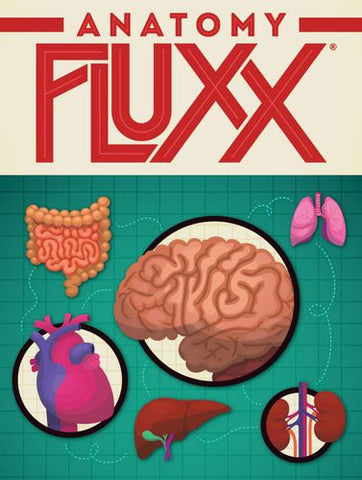 Anatomy Fluxx - Leisure Games