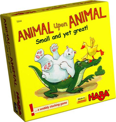 Animal Upon Animal: Small and Yet Great! - Leisure Games
