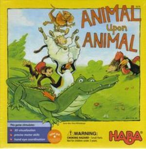 Animal Upon Animal - Leisure Games