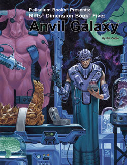 Rifts: Dimension Book 5:  The Anvil Galaxy