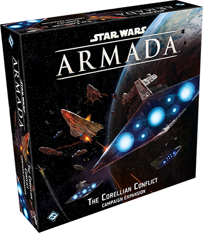 Star Wars Armada: Corellian Conflict Campaign Expansion