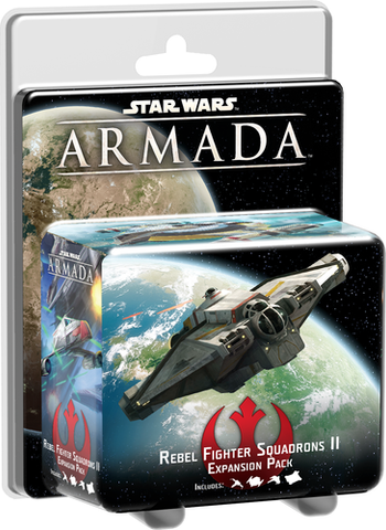 Star Wars Armada: Rebel Fighter Squadrons II