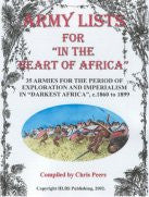 In the Heart of Africa: Army Lists