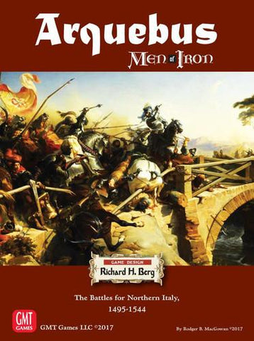 Arquebus: Men of Iron Volume IV - Leisure Games