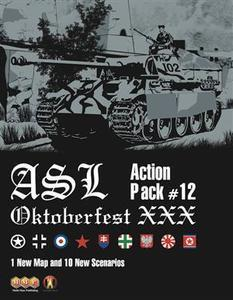 ASL Action Pack 12 - Oktoberfest XXX - Leisure Games