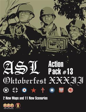 ASL Action Pack 13: Oktoberfest XXXII - Leisure Games