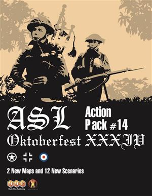 ASL Action Pack 14: Oktoberfest XXXIV