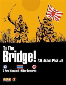 ASL Action Pack 9: To The Bridge - Leisure Games