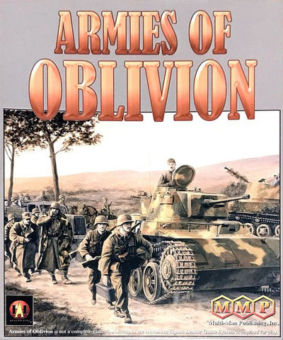 Armies of Oblivion: ASL Module 12 - Leisure Games