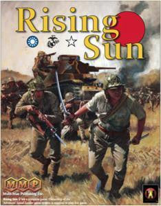 Advanced Squad Leader: Rising Sun - Leisure Games