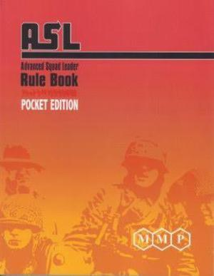 ASL Rulebook - Pocket Edition - Leisure Games