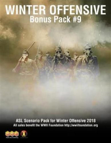 WO Bonus Pack #9: ASL Scenario Bonus Pack for Winter Offensive 2018