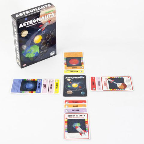 Astronauts: The Ultimate Space Game - Leisure Games