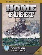 Command at Sea Volume 7 - Home Fleet: The Royal Navy in World War II - Leisure Games