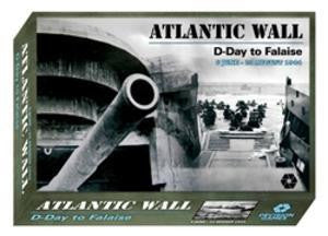 Atlantic Wall: D-Day to Falaise - Leisure Games
