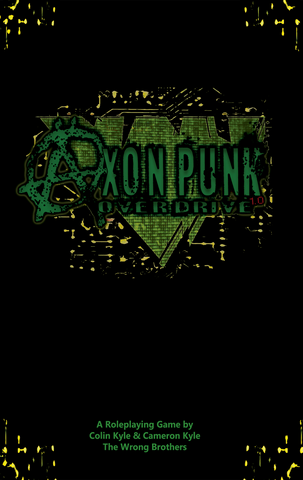 Axon Punk: Overdrive - Leisure Games