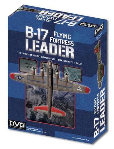B-17 Flying Fortress Leader - Leisure Games
