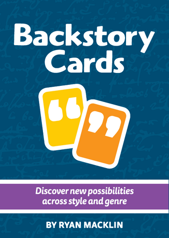 Backstory Cards, vol.2 (in stock now)