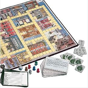 221b Baker Street - Leisure Games