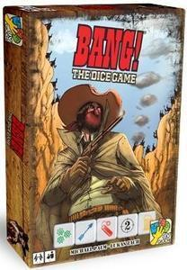 Bang! The Dice Game - Leisure Games