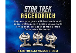Star Trek Ascendancy: Starbases
