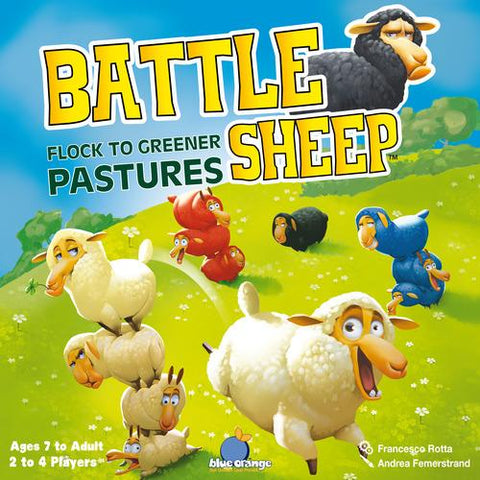 Battle Sheep - Leisure Games