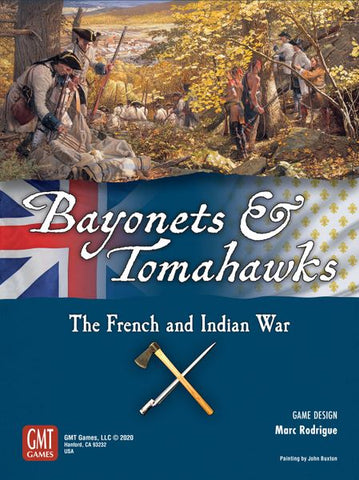 Bayonets and Tomahawks (expected in stock around 14th May)
