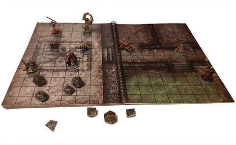 Big Book of Battle Mats - Leisure Games