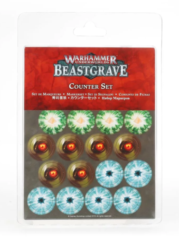 Warhammer Underworlds: Beastgrave Counter Set (in stock now)