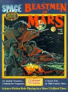 Space 1889: Beastmen of Mars & Canal Priests of Mars