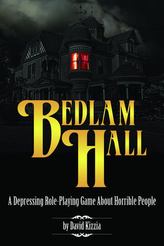 Bedlam Hall - Leisure Games