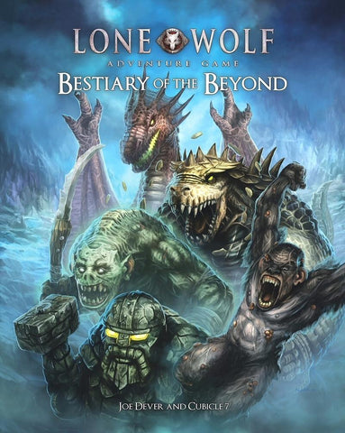 Lone Wolf: Bestiary of the Beyond