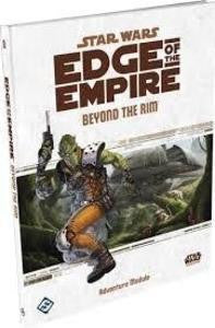 Star Wars Edge of the Empire: Beyond the Rim Adventure Module