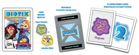 Biotix: Microbes Mini Expansion - reduced price* - Leisure Games