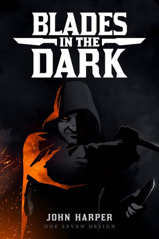 Blades in the Dark (restock) + complimentary PDF