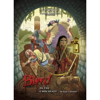 Lamentations of the Flame Princess: Blood in the Chocolate + complimentary PDF