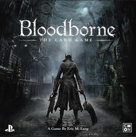 Bloodborne: The Card Game - Leisure Games