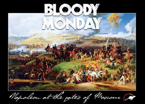Bloody Monday - Leisure Games