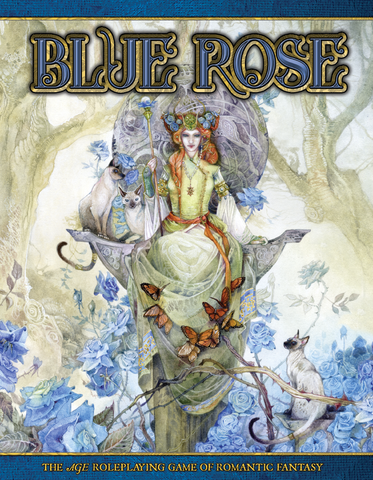 Blue Rose: The AGE RPG of Romantic Fantasy - Leisure Games