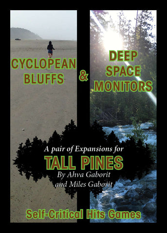Tall Pines: Cyclopean Bluffs & Deep Space Monitors