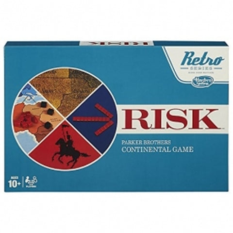 RISK - Retro Edition