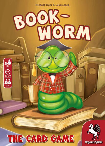 Bookworm: The Card Game