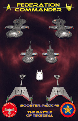 Federation Commander Booster 8: Gorn & Romulan