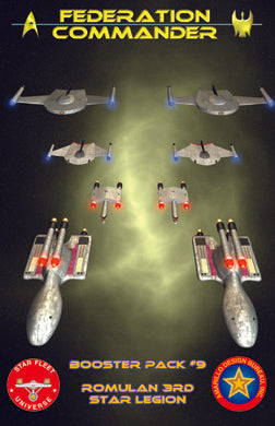 Federation Commander Booster 9: Romulan