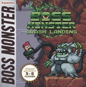 Boss Monster: Crash Landing - Leisure Games