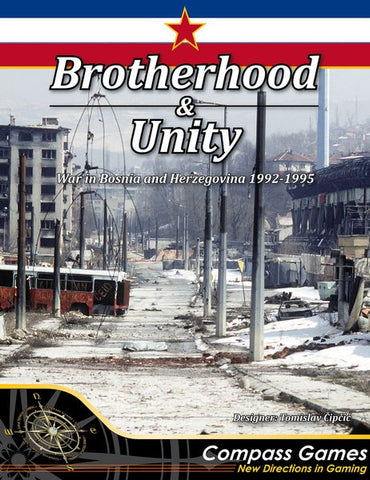 Brotherhood & Unity (in stock now)