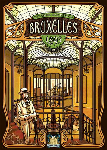 Bruxelles 1893 - Leisure Games