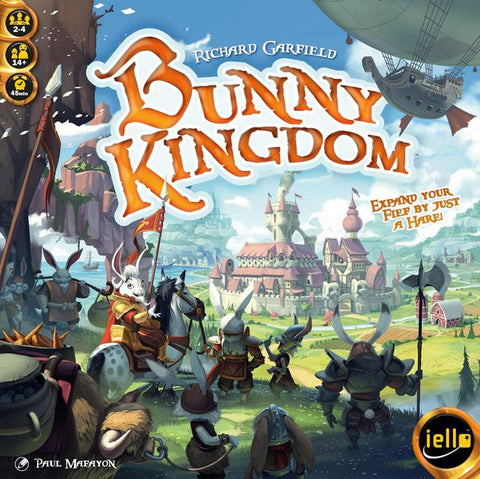 Bunny Kingdom - Leisure Games